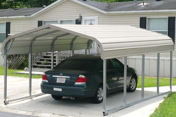 Is A New Garage Or A Metal Carport A Better Choice For You